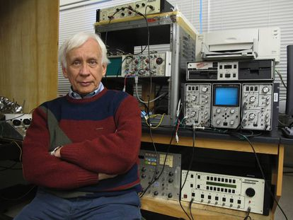 El neurofisiólogo Rodolfo Llinás.