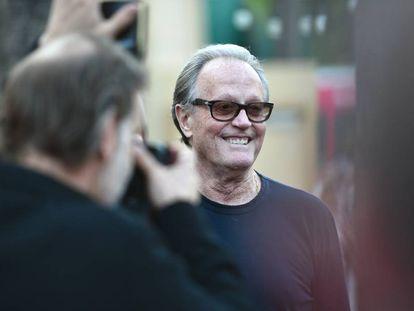 Peter Fonda en un estreno de cine en Los Ángeles (California) el 19 de junio de 2018.