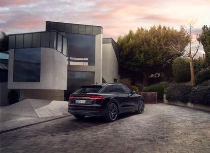 El Audi Q8 Black line es uno de los modelos de referencia en imagen deportiva.