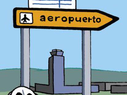 Aeropuertos de cine