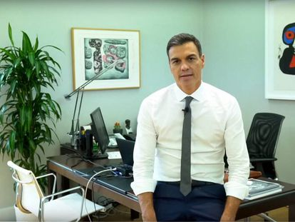 El presidente del Gobierno, Pedro Sánchez, ha explicado en redes sociales que, tras cien días al frente del Ejecutivo, ha cumplido lo anunciado.