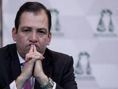 José Luis Vargas, magistrado del Tribunal Electoral del Poder Judicial, dimite al cargo de presidente del órgano.
