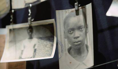 Fotograma del documental 'The Faces We Lost'.