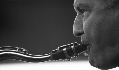 El saxofonista bostoniano Jerry Bergonzi.
