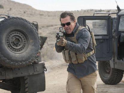 Josh Brolin, en 'Sicario: el día del soldado'.