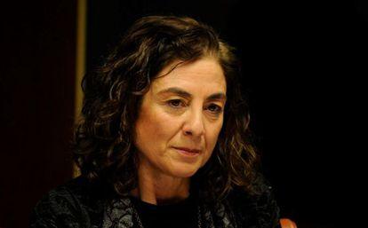 La consejera de Educación, Cristina Uriarte.