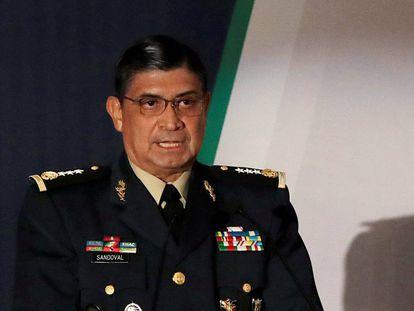 Luis Sandoval, el futuro secretario de Defensa de López Obrador.