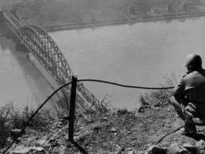 En la localidad alemana, el Ejército de EE UU logró cruzar el Rin al final de la Segunda Guerra Mundial sin mojarse los pies