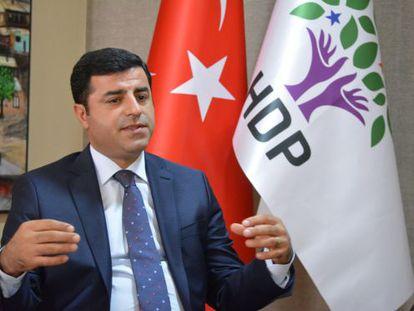 Selahattin Demirtas, politico kurdo