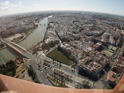 Imagen de Sevilla, lugar de encuentro de la última reunión de expertos de ONU-Hábitat.