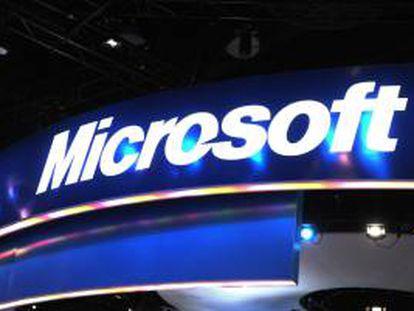 Los ingresos por ventas del gigante informático Microsoft fueron de 19.896 millones de dólares, cerca de un 10 % más que en el mismo trimestre del año pasado. EFE/Archivo