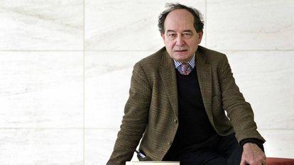 El escritor y editor italiano Roberto Calasso.
