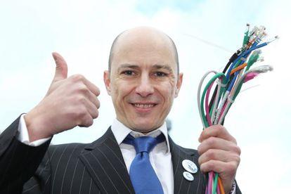 Jenaro Garcia, consejero delegado de Gowex.