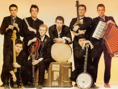 'Fairy tale of New York', de The Pogues.