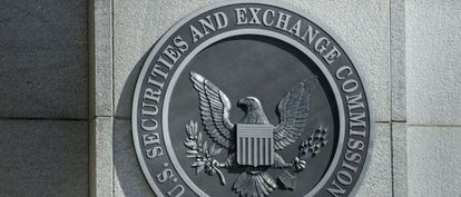 Sede de la Securities and Exchange Commission (SEC) en Washington.