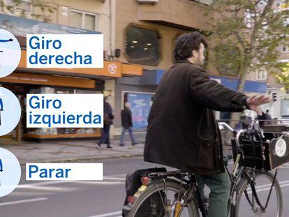 Vídeo: El portavoz de Pedalibre, Miguel De Andrés, comparte una guía práctica para andar en bicicleta por la ciudad de manera segura.