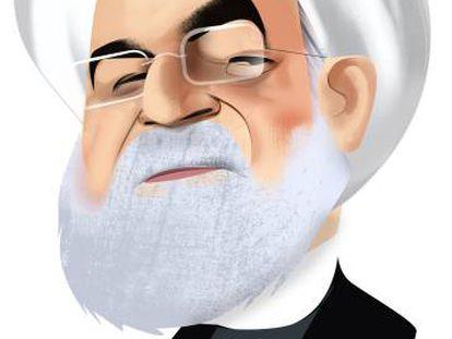 Hasan Rohani: el artífice de la ilusión de Irán se queda solo