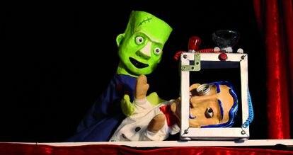 'Frankenstein', adaptación del clásico literario de la compañía Vidas de alambre.