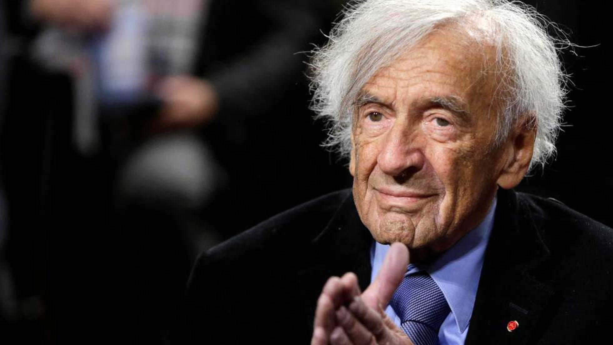 Muere Elie Wiesel, rostro de la memoria del Holocausto   Internacional   EL  PAÍS