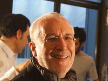 El diseñador Pedro del Hierro.