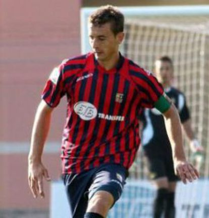Michele Pini, futbolista del Lumezzane