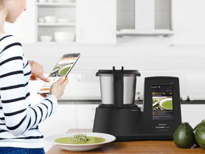 Mycook Touch Black Edition, el pinche de cocina perfecto, rebajado más de un 40% de descuento.