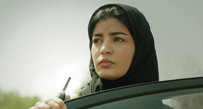 Mila Alzahrani, en 'La candidata perfecta'.