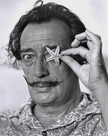 Salvador Dalí, 1958. Adquirida  por la Real Academia de Bellas Artes de San Fernando con cargo a la Herencia Guitarte
