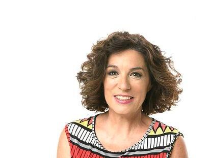 La periodista Paloma Zuriaga. RNE