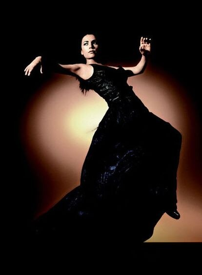 Eva Yerbabuena, en una imagen de promoción.
