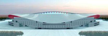 Estadio Olímpico.