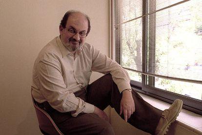 Salman Rushdie, en una imagen de 2002.