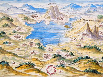 El archivo que custodia los mapas más deseados por los cazatesoros