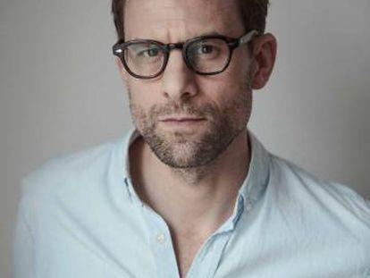 El escritor francés Nicolas Mathieu.