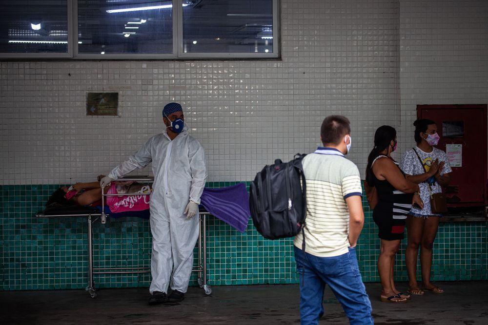 Morir sin aire en la Amazonia