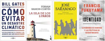 Libros recomendados por Ana Botín,  Juan Roig, Carlos Torres Vila y José Ignacio Goirigolzarri