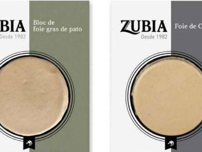 Imagen de uno de los productos de la empresa afectada.