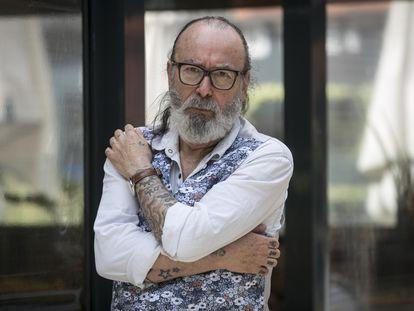 Paco Martín, el pasado 10 de junio.