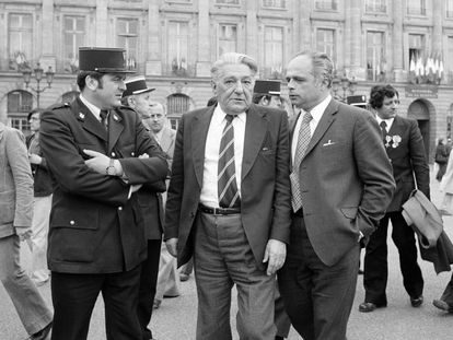 Jean-Louis Tixier-Vignancour, en 1976.