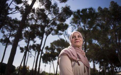 Fatima Taleb, primera regidora musulmana a Badalona con Guanyem Badalona.