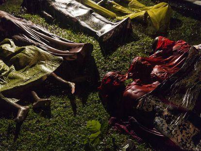 Fotografía de la serie 'Crisis Rohingya', primer puesto de la categoría Noticias Generales en el World Press Photo.