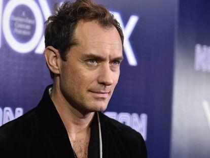Jude Law, en un estreno en Hollywood, el pasado diciembre.