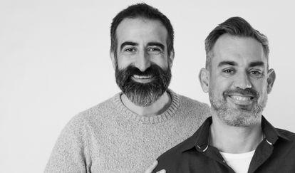 Joel Cuscó y Joan Bartra, socios y cofundadores de la empresa Banbaloo.