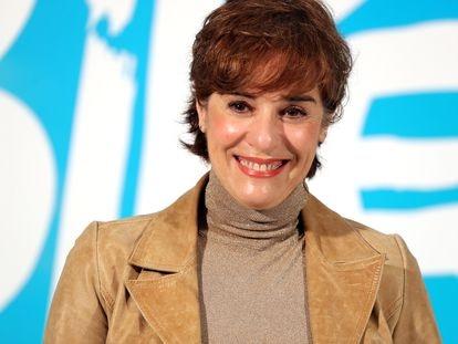 Anabel Alonso, en Madrid en abril de 2019.