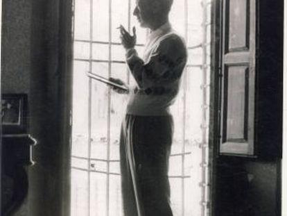 El escritor y periodista César González-Ruano