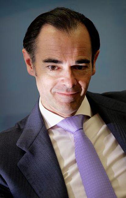 El consejero de Sanidad, Manuel Llombart.
