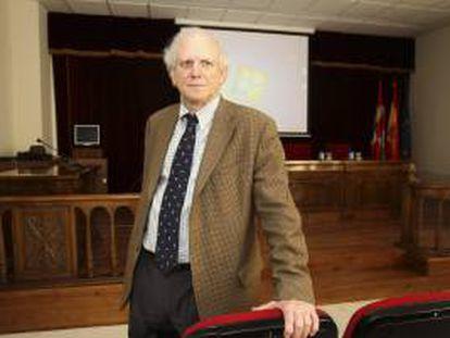 El investigador principal para América Latina del Real Instituto Elcano, de Madrid, Carlos Malamud. EFE/Archivo