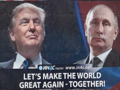Los dirigentes rusos esperan que el nuevo presidente de EE UU asuma una orientación más favorable a sus intereses