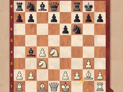 Los duelos Kárpov-Kaspárov (XVII)