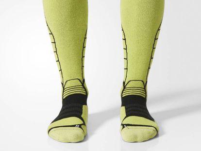 Lleva usando mal los calcetines de deporte toda la vida